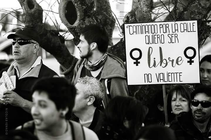 Manifestation #niunamenos
