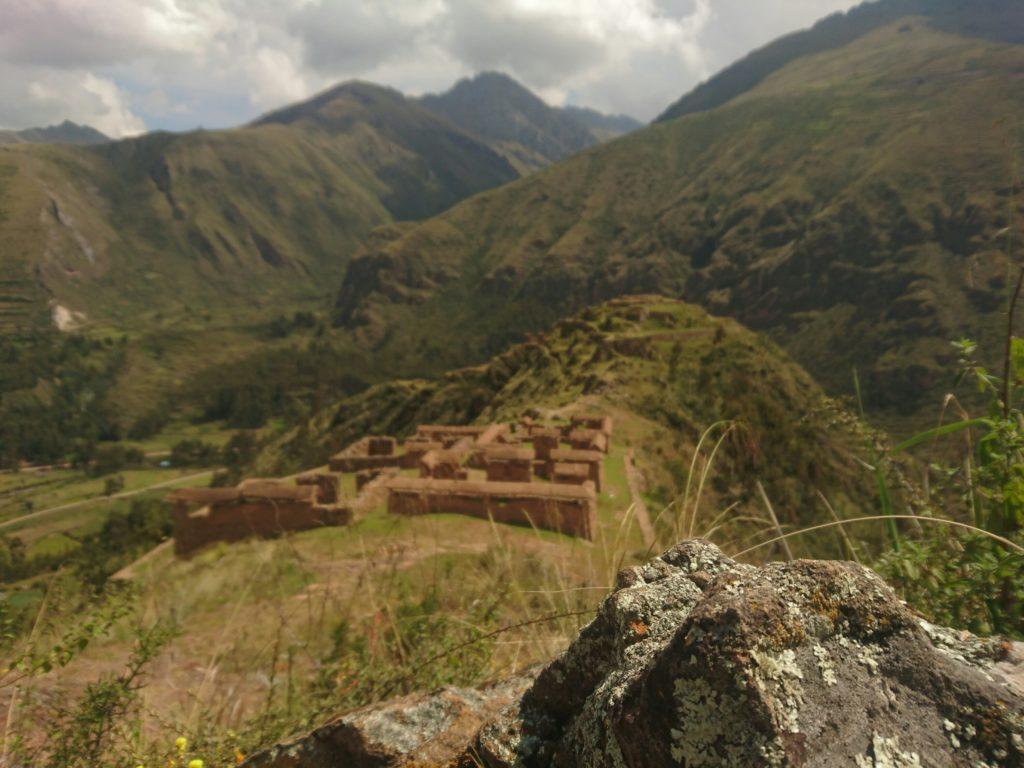 D'autres ruines que celles du Machu Picchu : les ruines de Machu Pitumarca, Pérou