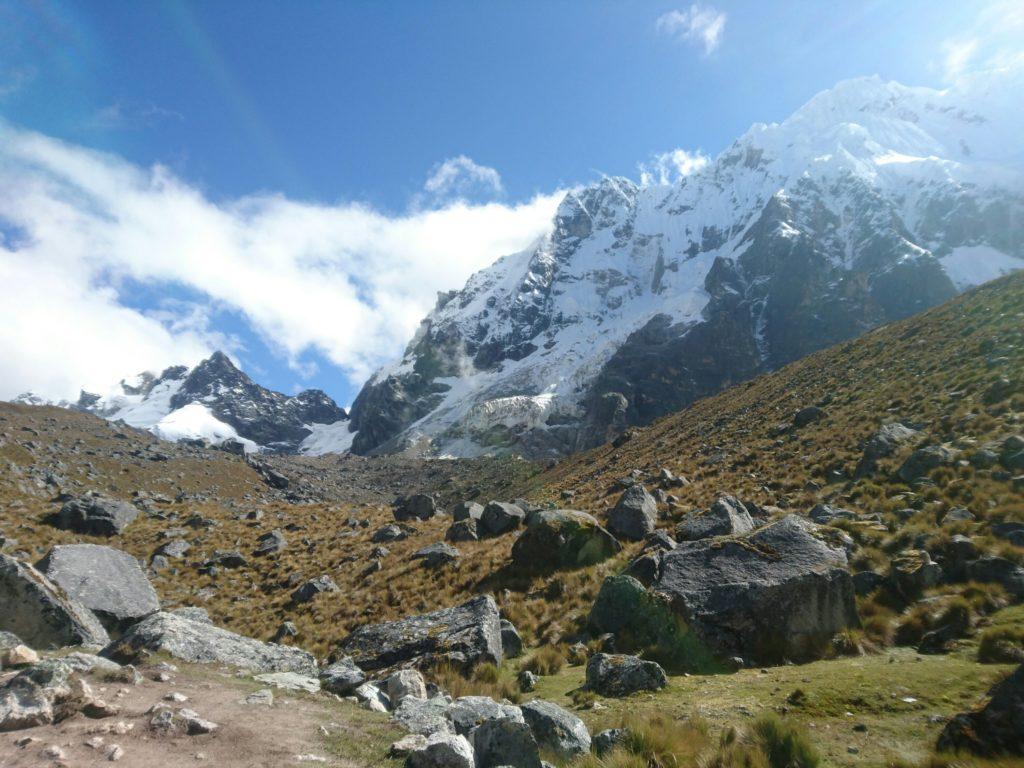 Trek pour rejoindre le Machu Picchu (ou pas) : le Salkantay Trek, Pérou